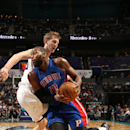 Monroe scores 23, leads Pistons to 106-78 win over Hornets The Associated Press