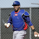 Rangers C Geovany Soto has surgery on left foot The Associated Press