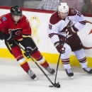 Flames upend Coyotes 4-1 The Associated Press