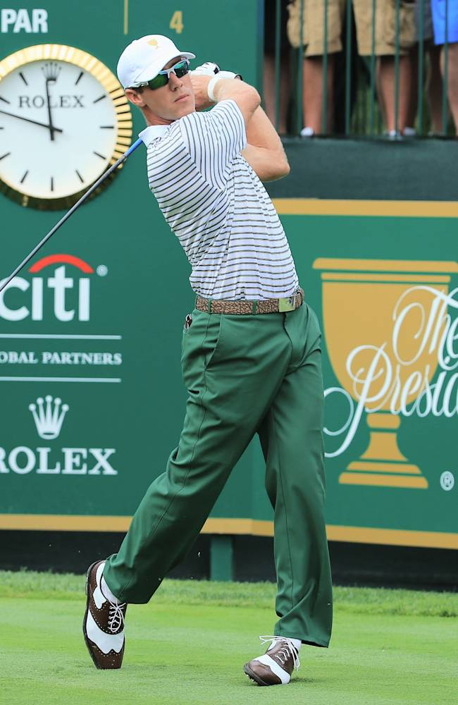 The Presidents Cup - Round One