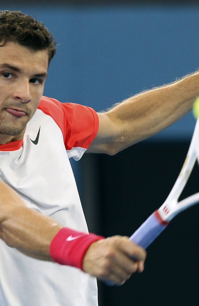 Federer opens 2014 with a steady win in Brisbane
