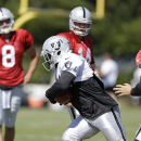 McGloin buried on Raiders depth chart again The Associated Press