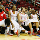 Los Angeles Clippers v Houston Rockets Getty Images