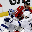 Despite mystery ailment, Bishop steals win for Tampa Bay The Associated Press