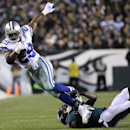 Cowboys' Murray listed as questionable for Colts The Associated Press