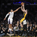 Farmar scores career-high 30 as Lakers beat Kings The Associated Press