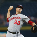 Rookie Wisler, Braves end drought against Nationals, 4-1 The Associated Press