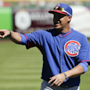Baez turning heads at Cubs camp The Associated Press