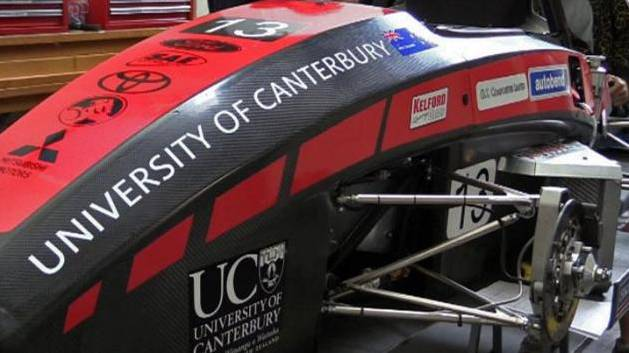 Canterbury Uni Finds Need For Speed