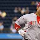 Byrd drives in 4, Reds top Pirates 7-1 The Associated Press