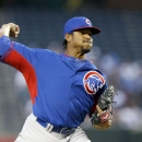 Jackson retires 10 straight, Cubs beat Arizona 3-1 The Associated Press