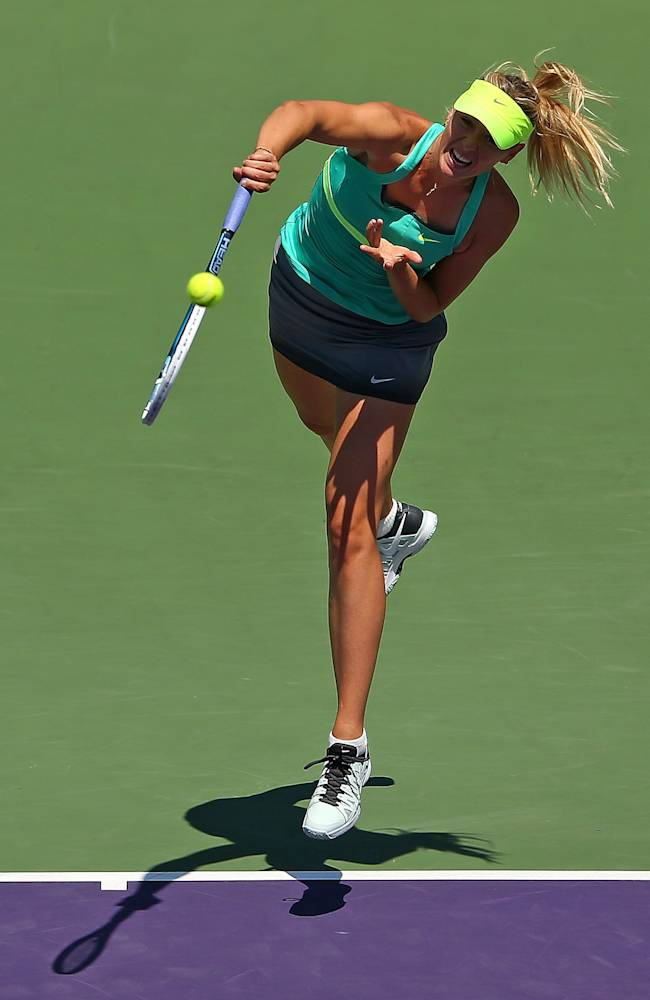 2013 Sony Open Tennis - Day 13