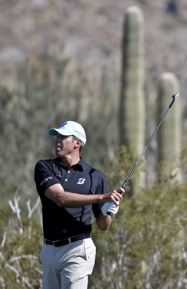 Rickie Fowler advances in Match Play