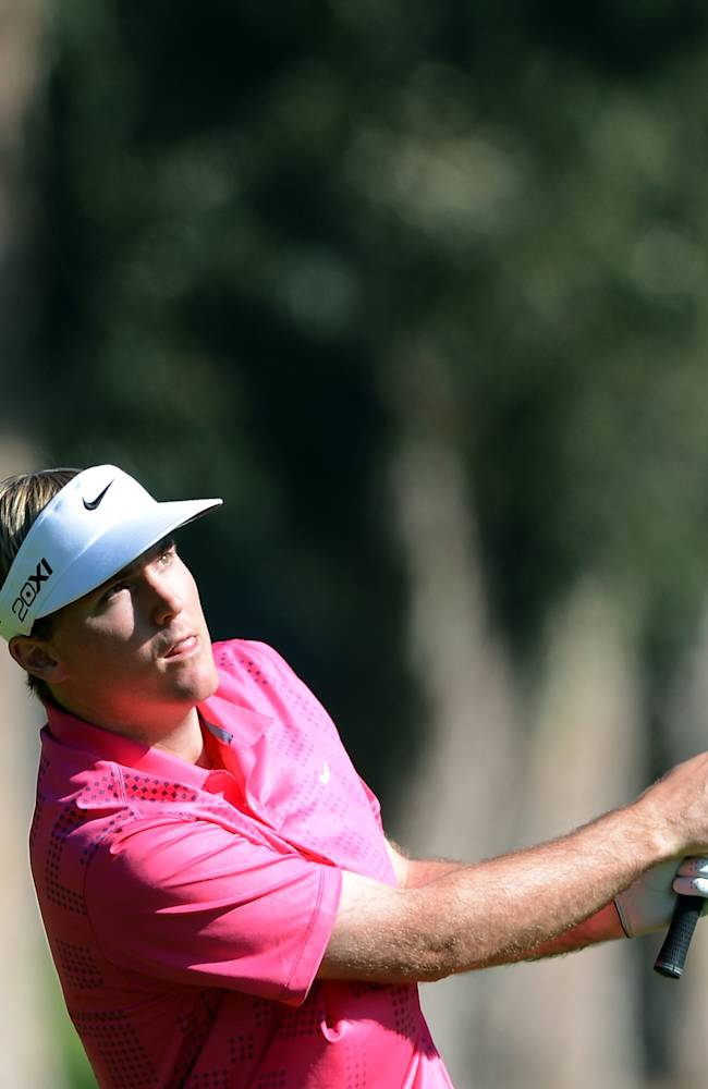 Northern Trust Open - Round One