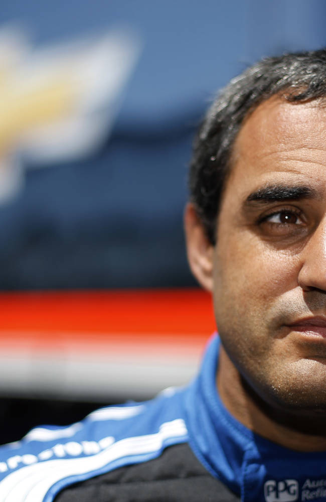 Montoya heats up for Penske as IndyCar hits Pocono