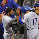 Choo hits for the cycle as Rangers rout Rockies 9-0 The Associated Press