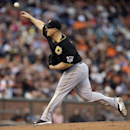 Worley tosses 4-hitter, Pirates beat Giants 5-0 The Associated Press