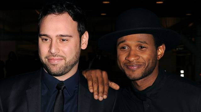 Scooter Braun And Usher Discuss Helping Justin Bieber Through Tough Times