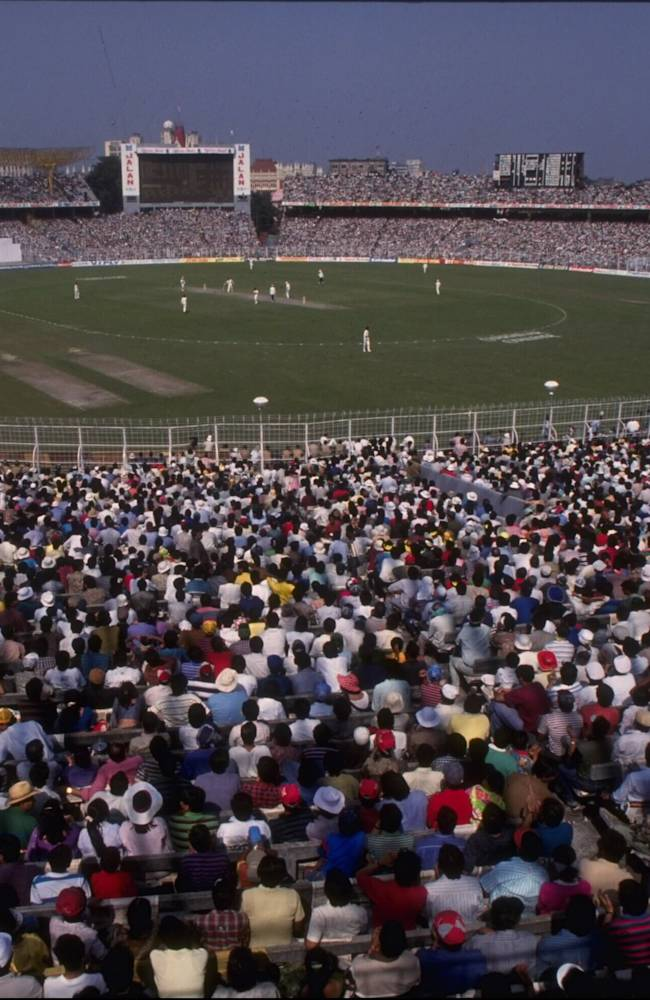 INDIA V S AFRICA GENERAL VIEW