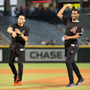 San Francisco Giants v Arizona Diamondbacks Getty Images