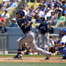 Lucroy powers Brewers over Dodgers 7-2 The Associated Press