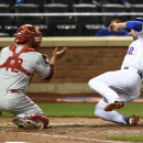Mets gets HRs from d'Arnaud and Duda to sweep Phillies, 6-1 The Associated Press
