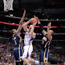 Clippers edge Pacers for 102-100 win The Associated Press