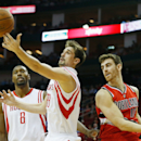 Portland Trail Blazers v Houston Rockets Getty Images
