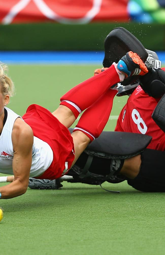 20th Commonwealth Games - Day 9: Hockey