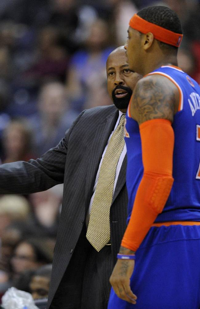 Around the NBA: Knicks, Nets struggle to get going