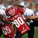 Pats DT Siliga hopes to build on last year's play The Associated Press