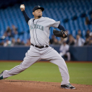 Hernandez gets 7th win, Mariners beat Blue Jays 4-3 The Associated Press