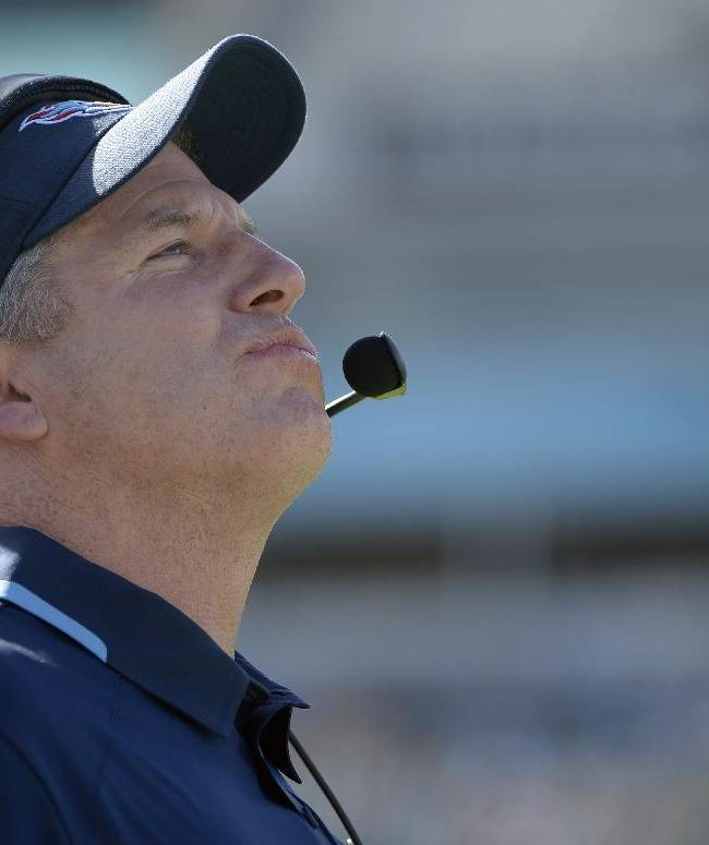Titans fire Mike Munchak after 3 years as coach