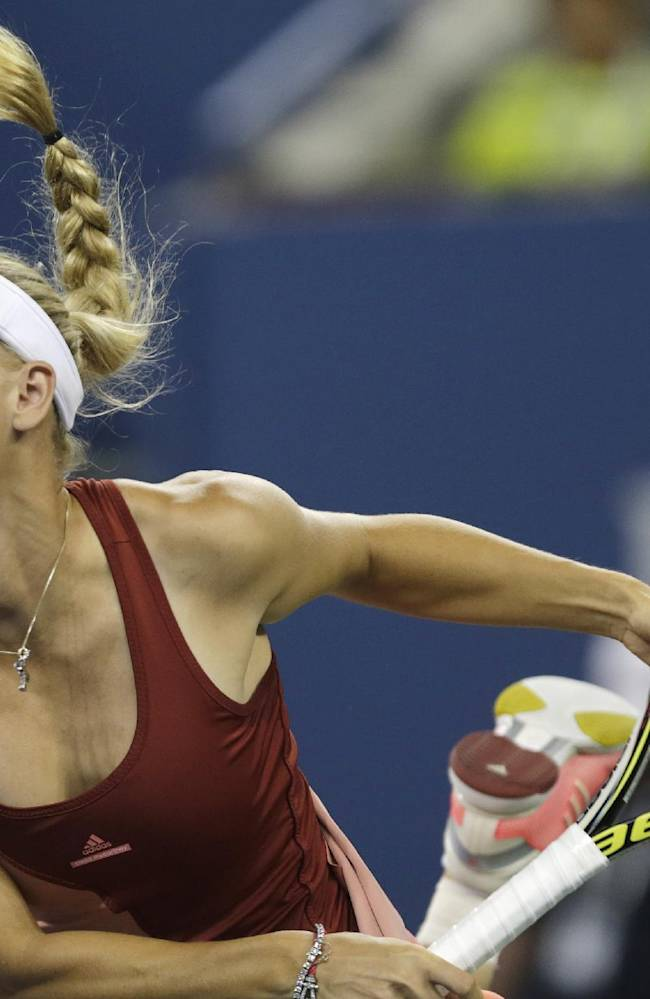 Perfect returns help Wozniacki return to Slam semi