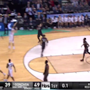 Xavier's J.P. Macura hits 80-foot shot that is ultimately waved off during wild 30-second stretch