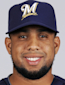 Francisco Rodríguez - Milwaukee Brewers