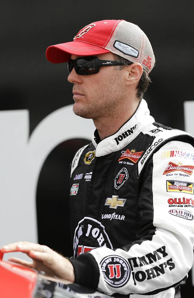 Harvick can't be ignored in 2014 at Stewart-Haas