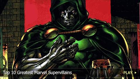 Top 10 Greatest Marvel Supervillains