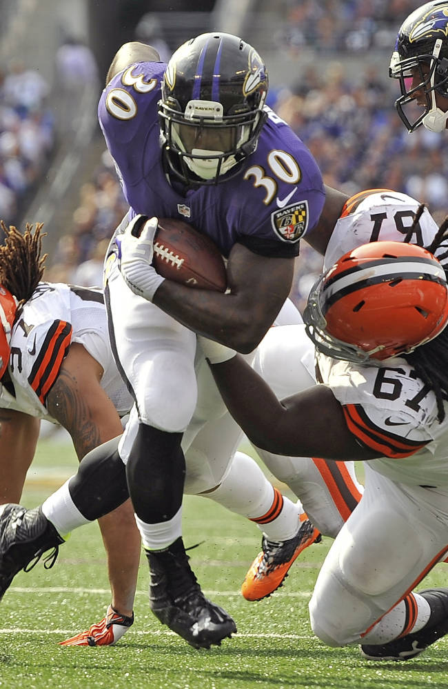 Ravens happy with 'ugly' win against inept Browns