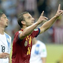 Soldado: I don't know if I'll ever be first choice for Spain