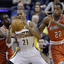 Pacers improve to 9-0 with 104-77 rout over Bucks The Associated Press