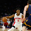 Cleveland Cavaliers v Detroit Pistons Game Four Getty Images