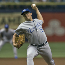 Royals pitcher Jason Vargas has appendectomy The Associated Press