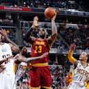 Cleveland Cavaliers v Indiana Pacers Getty Images