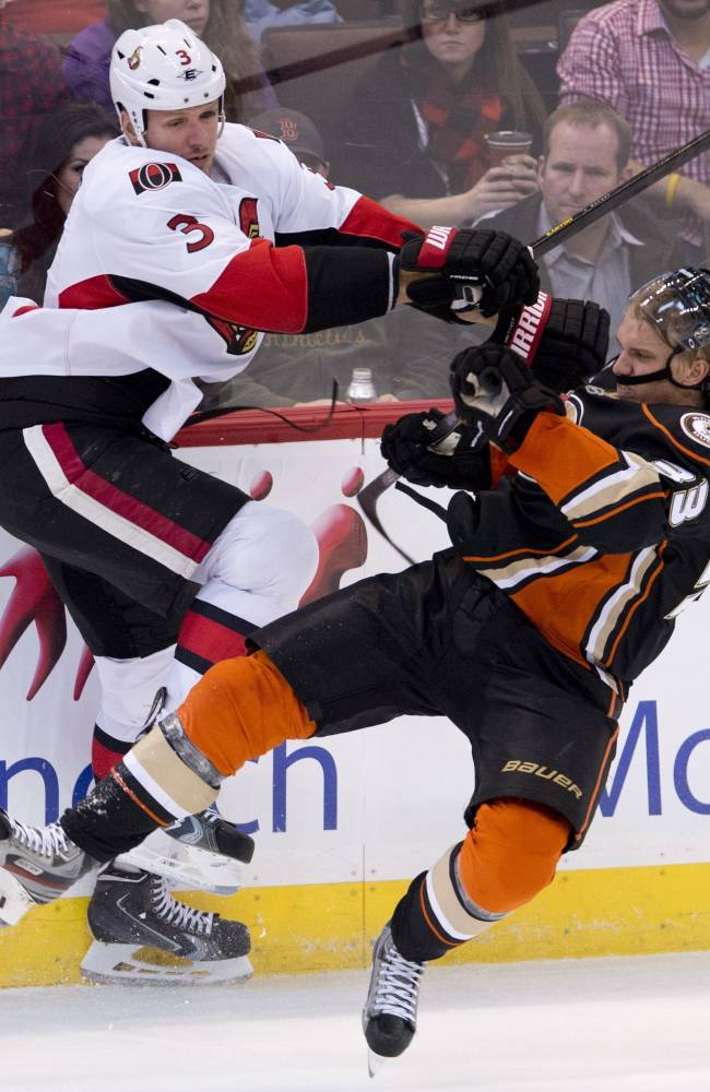 Ducks F Silfverberg out 4-6 weeks with broken hand