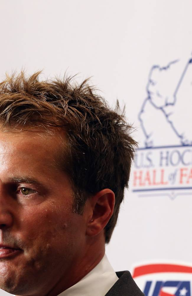US Hockey Hall Of Fame Induction