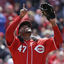Cueto throws 3rd shutout as Reds beat Pirates 4-0 The Associated Press