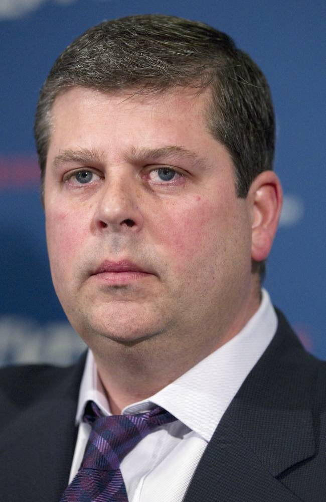 Leafs' GM out of hospital after becoming ill