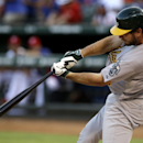 Jaso has 3 RBIs as A's beat Rangers 9-3 The Associated Press