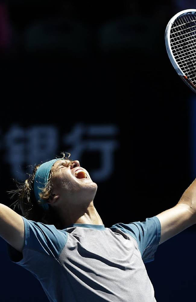 Zverev, Kulichkova win Aussie Open junior titles